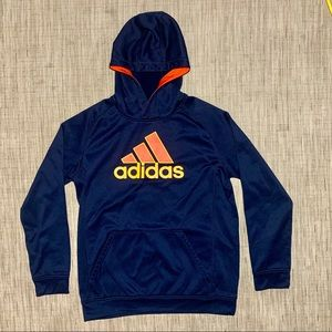 Adidas Woman's Athletic Hoodie Size XL
